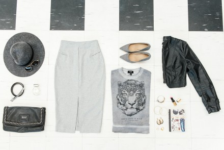 Rock the Grey