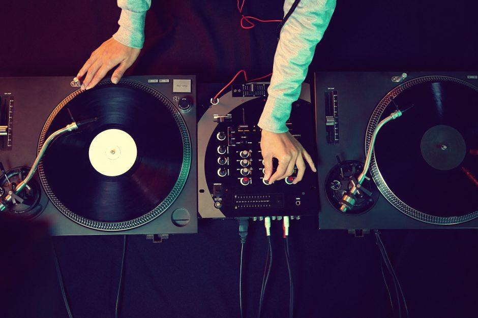 DJ Magpie