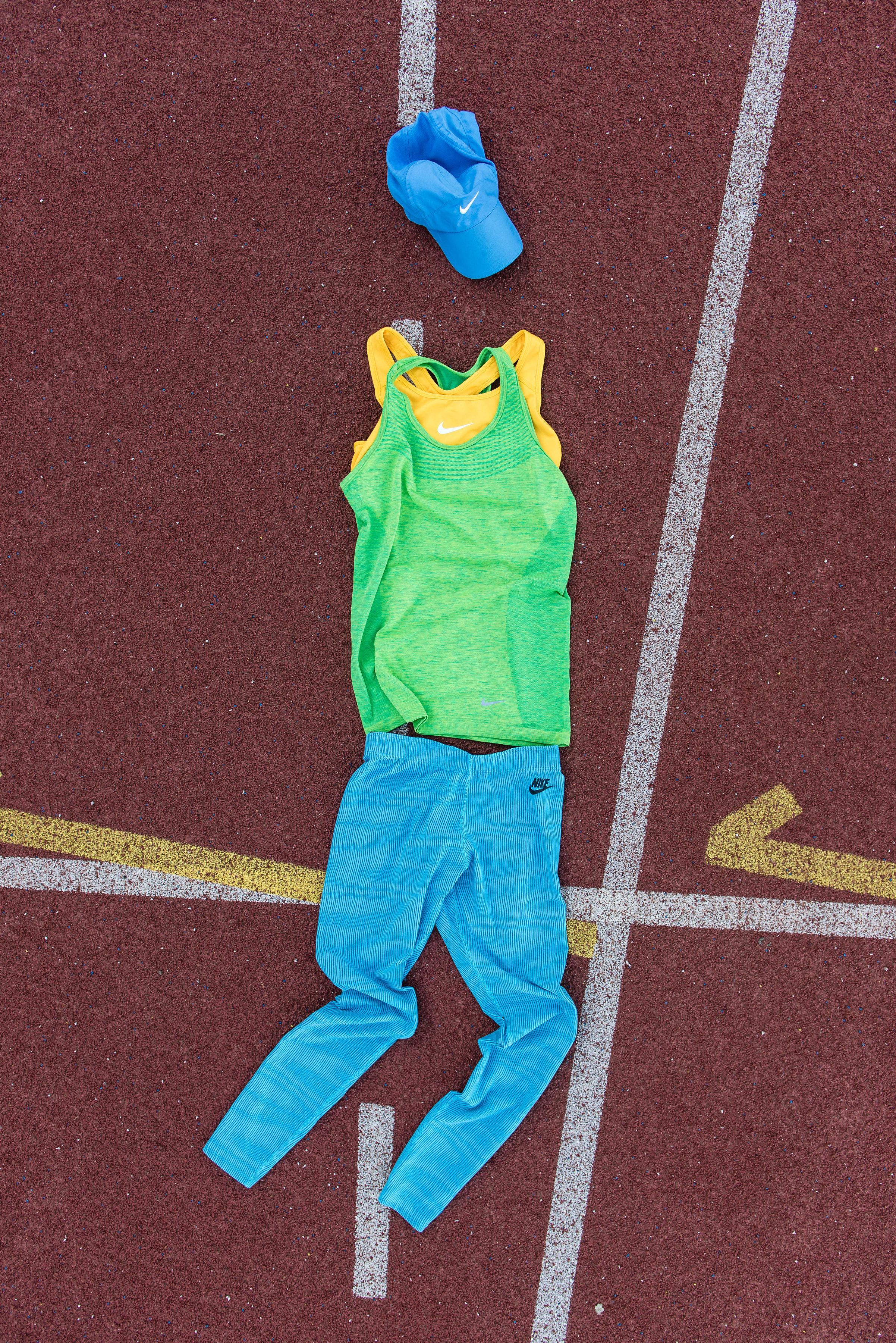 Nike Dri-Fit gear