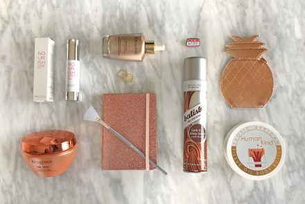 Gold Medal Beauty Bag Products