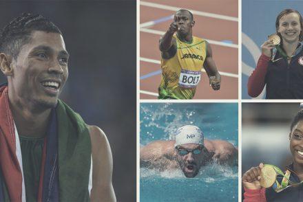 Rock Star Olympians of the Rio Olympics 2016