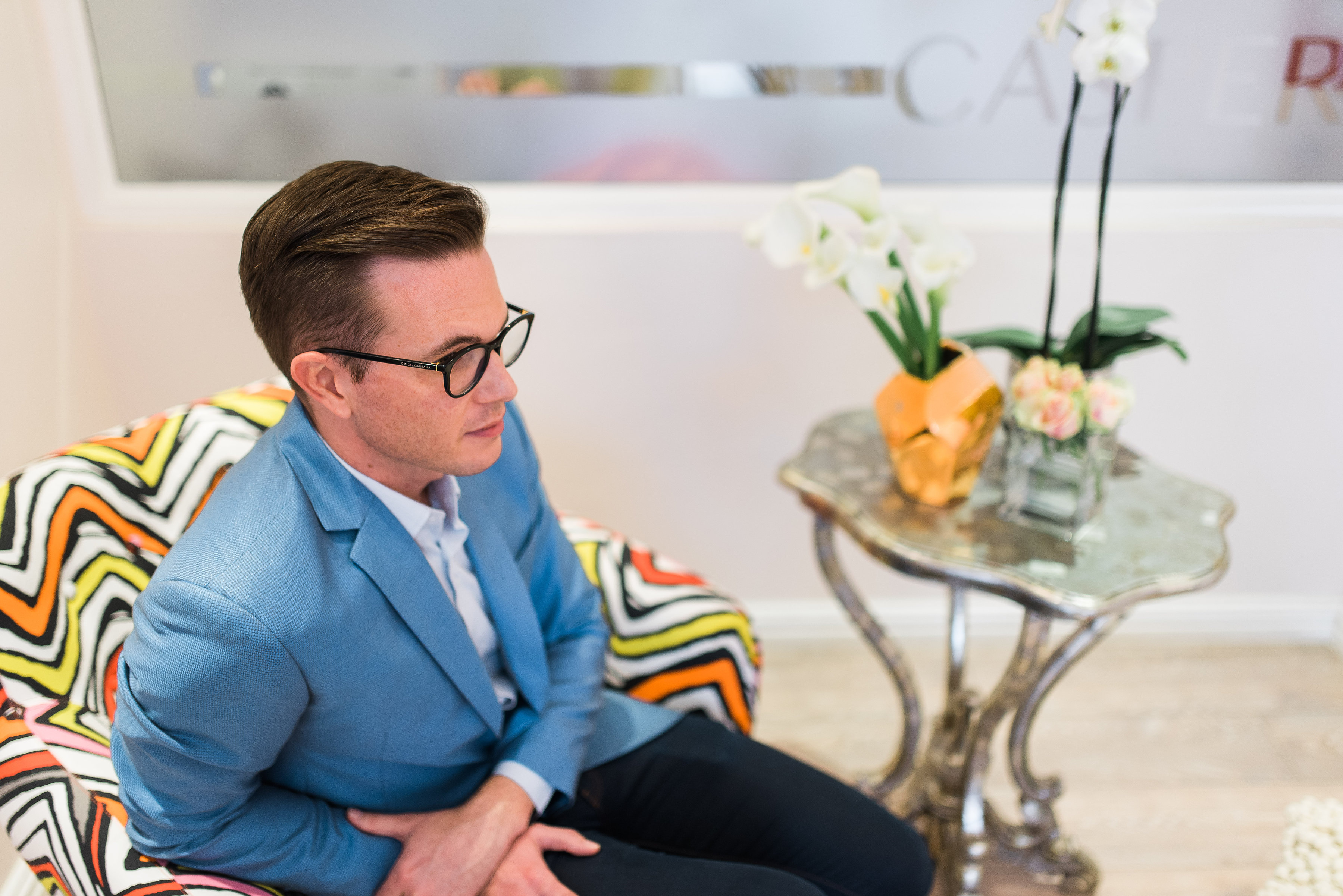 Casper Bosman • Casper Designer Wear