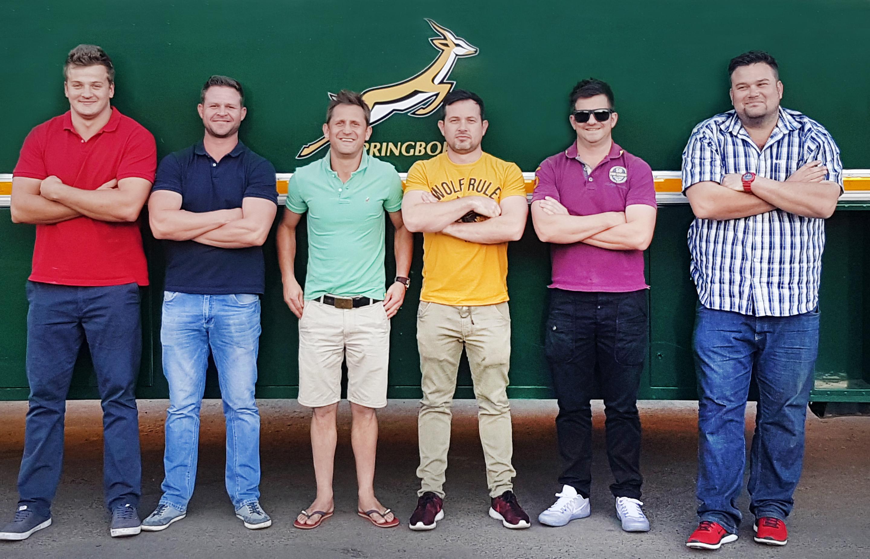 Smartguy Springbok Rugby Trip