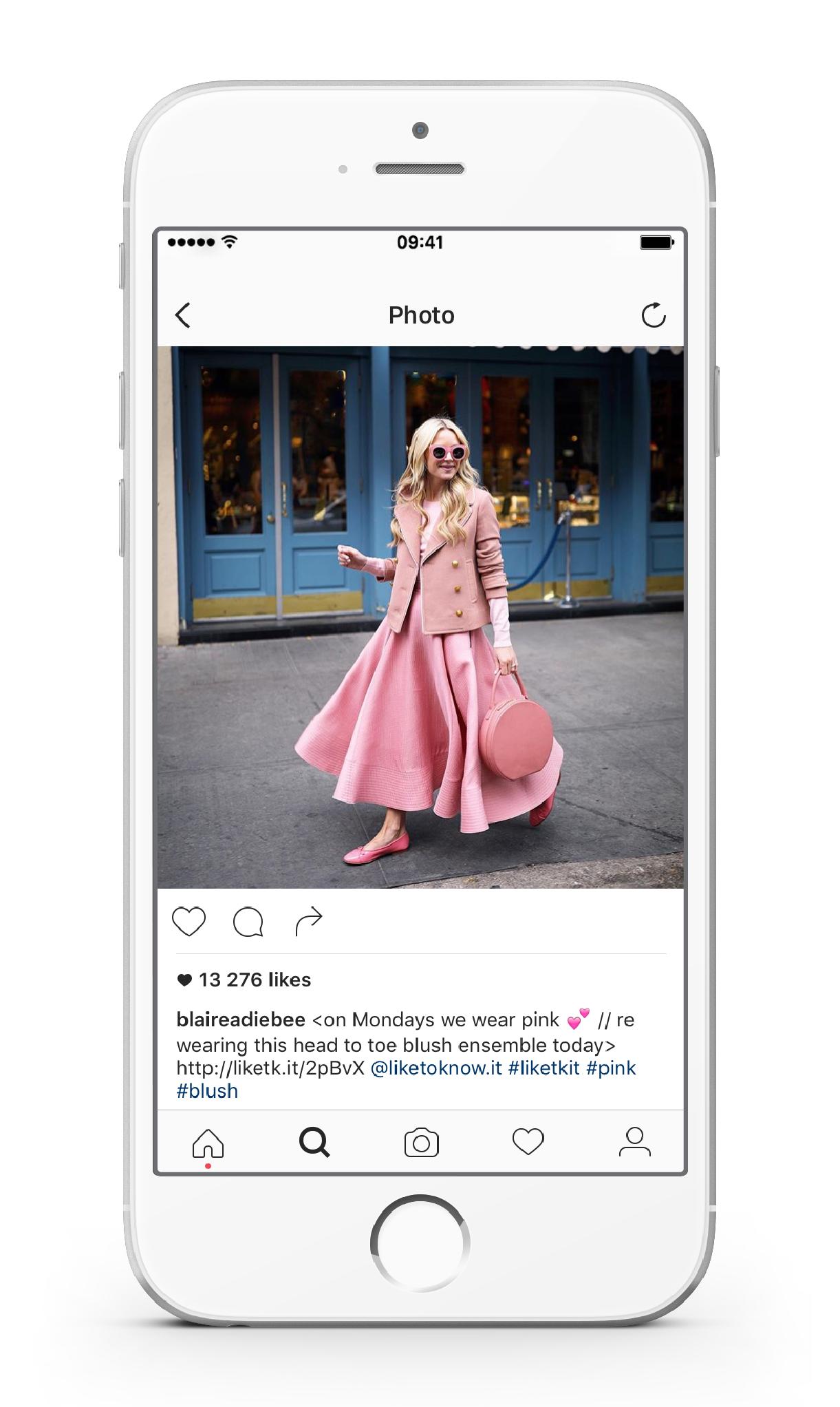Blair Eadie Favourite Fashion Bloggers