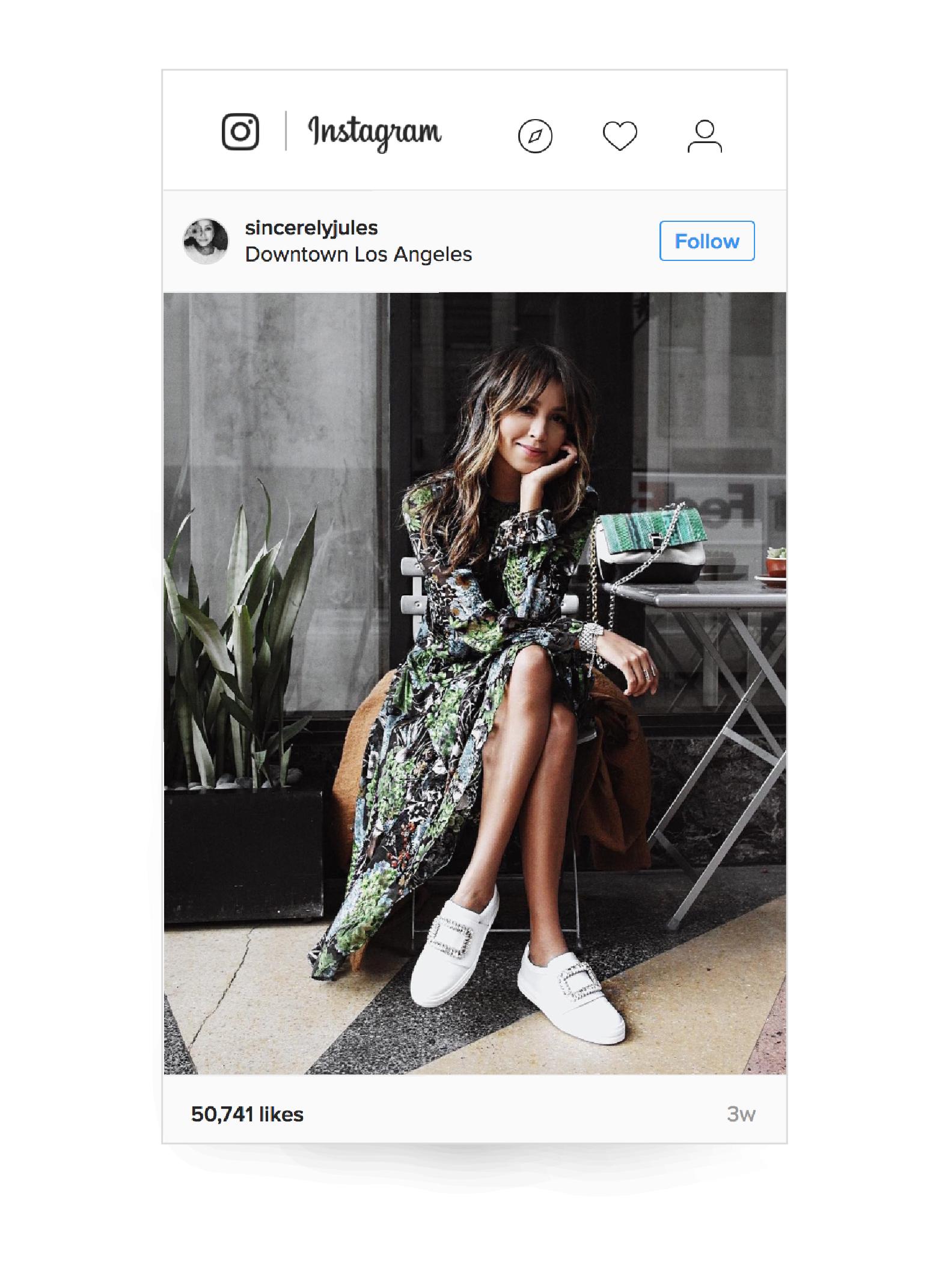 2017 Fashion trend Greenery - Hello Smart Blog