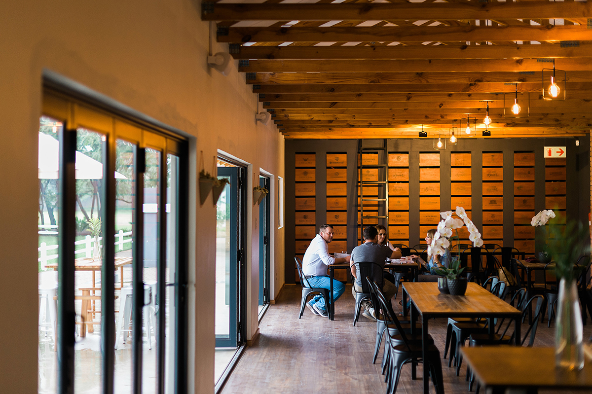 Cool Spot • The Kitchen at Warm Karoo