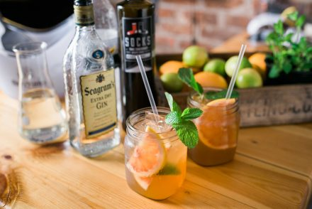 Smart Food • The Gin Jam Jar