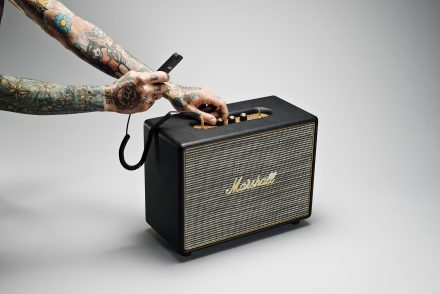 Music by Magpie • Bluetooth speaker