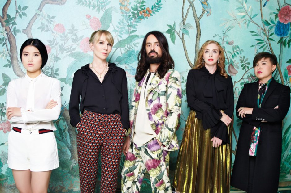 TIME 100 Most Influential People in the World 2017 • Alessandro Michele Gucci
