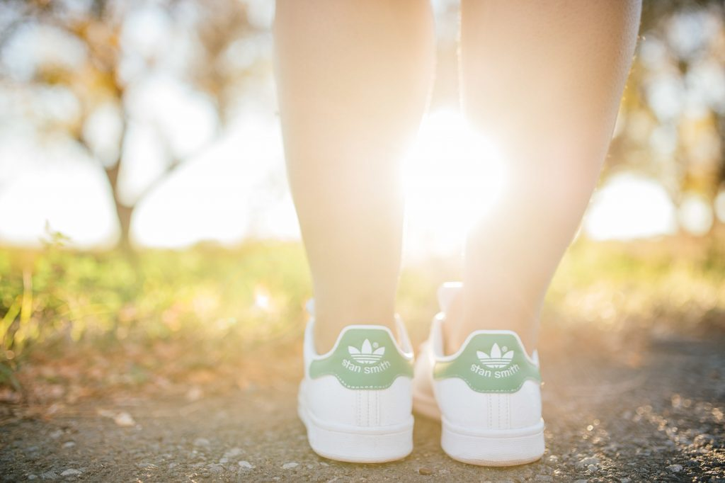 Smartgirl Street Style • The Stan Smith Sneaker