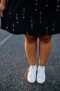 Smartgirl Street style • Adidas Stan Smith Sneakers
