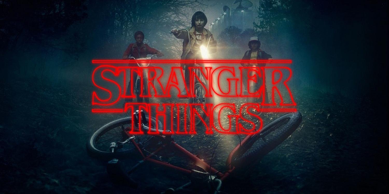 The best series music for hibernation season • Stranger things
