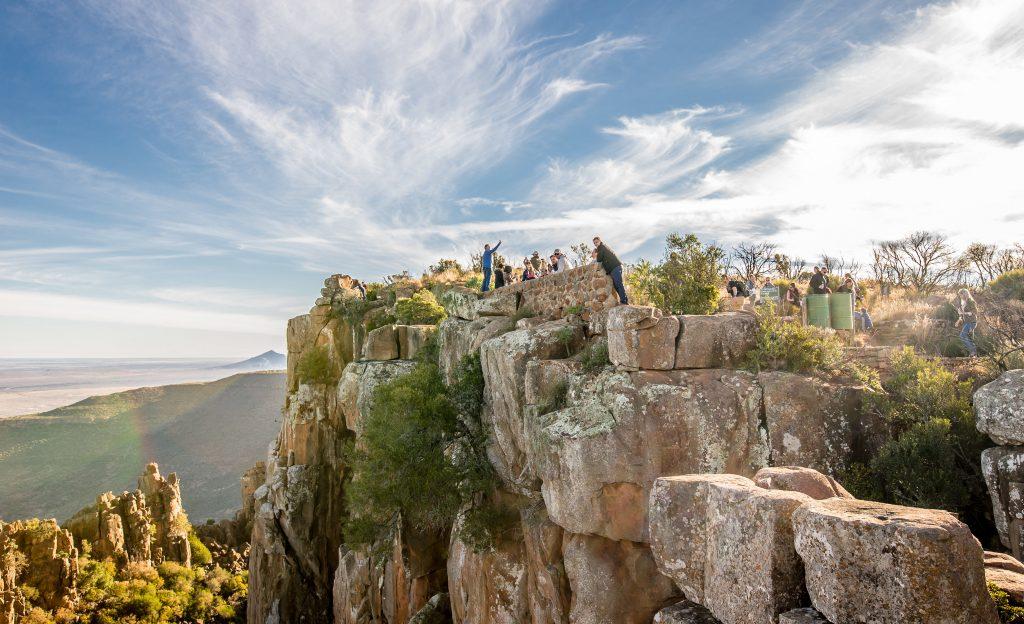 Cool Spots • Graaff-Reinet, The Valley of Desolation