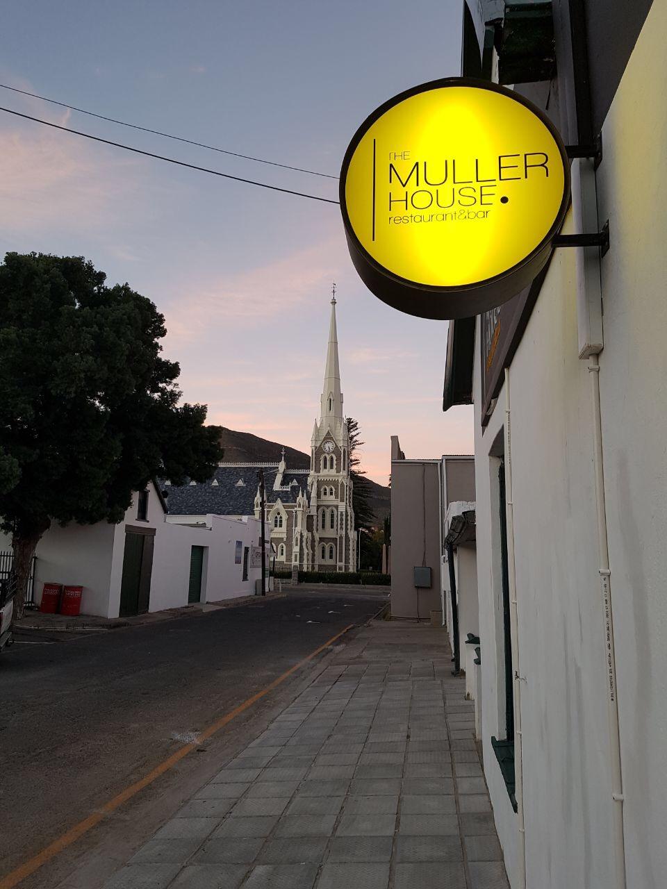 Nokke Karoo Party • The Muller house, Graaff-Reinet