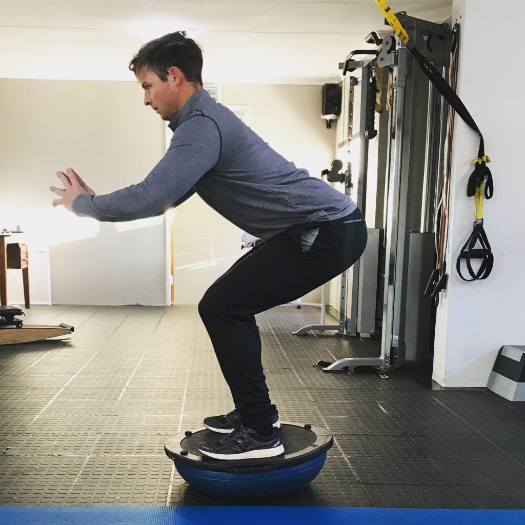 Just n Motion • Justin Oelofsen Balance