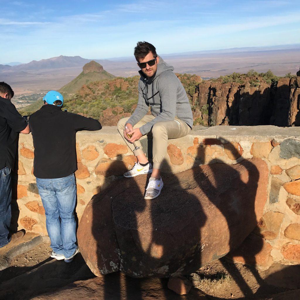 Nokke Karoo Party • Valley of Desolation, Graaff-Reinet - Gysie Pienaar
