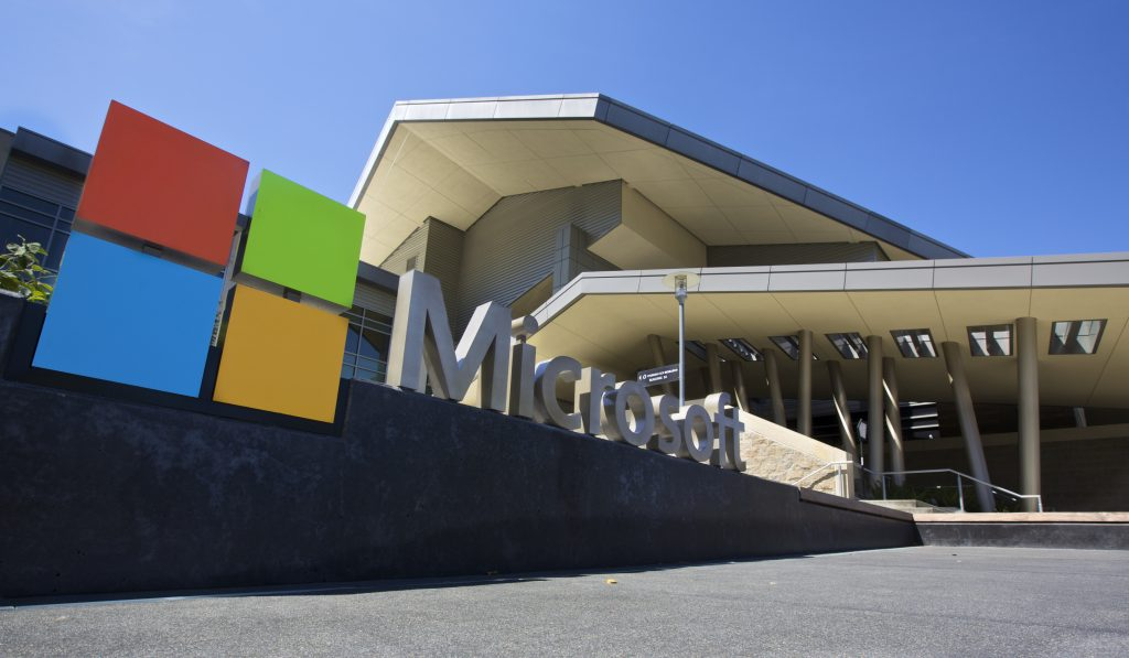 Microsoft • The World's most valuable brands
