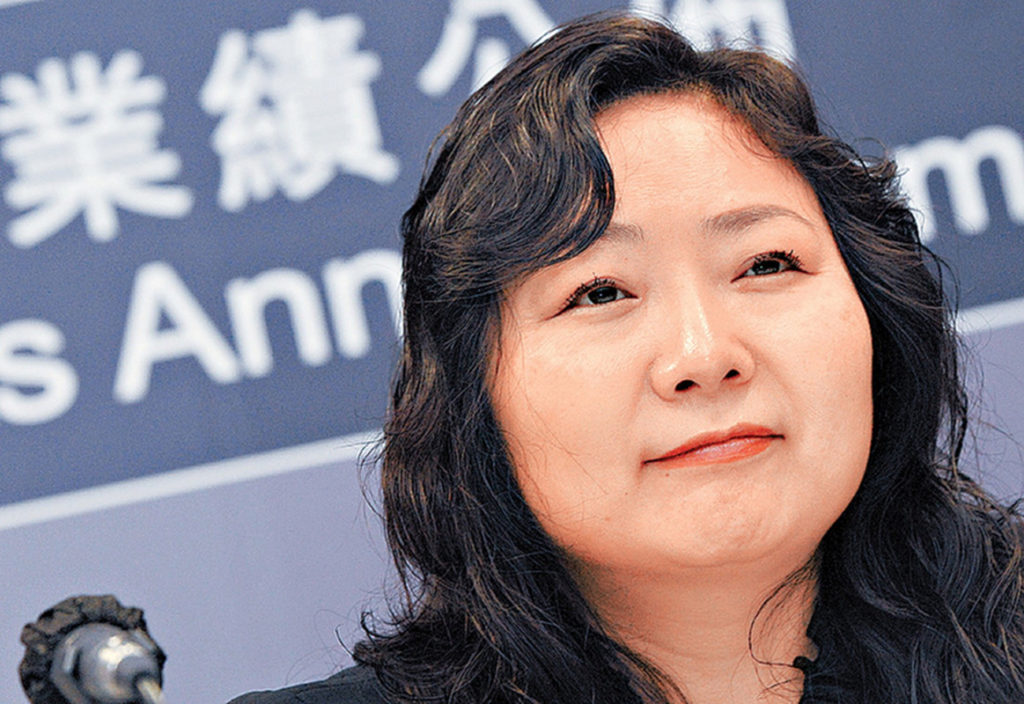 The World's top 10 Self-made Women Billionaires • Pollyanna Chu