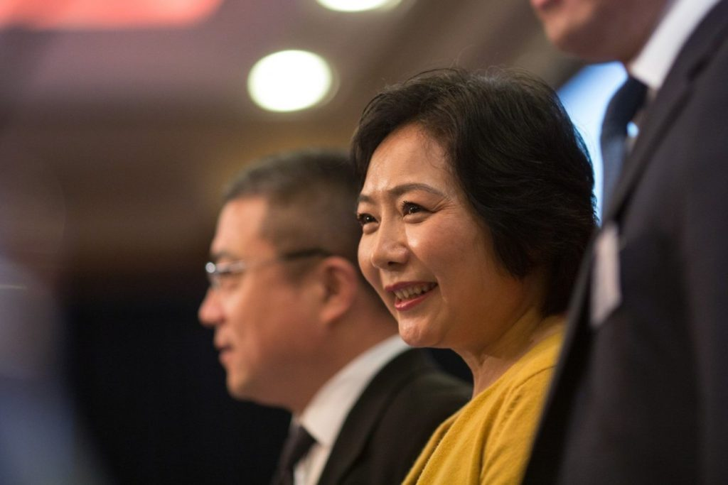 The World's top 10 Self-made Women Billionaires • Wu Yajun