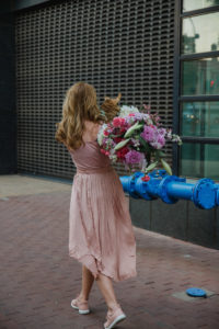 Smartgirl Street Style • Pink • Tiffany Pienaar