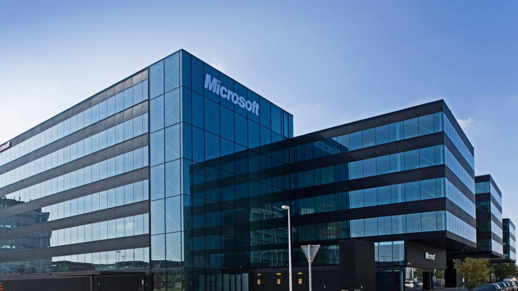 TOP 10 Companies Millennials Want to work for - Microsoft