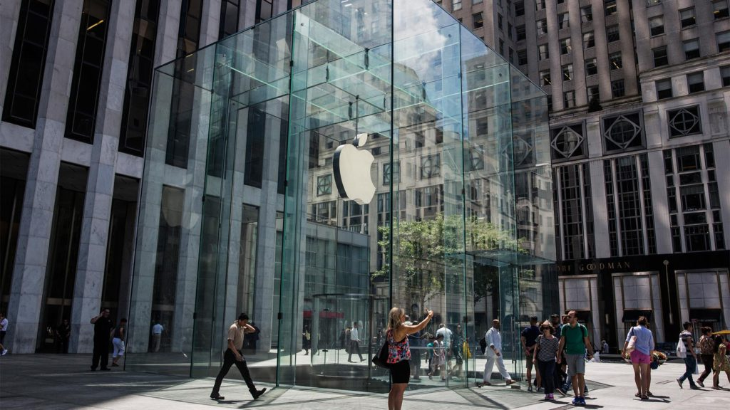 TOP 10 Companies Millennials Want to work for - Apple