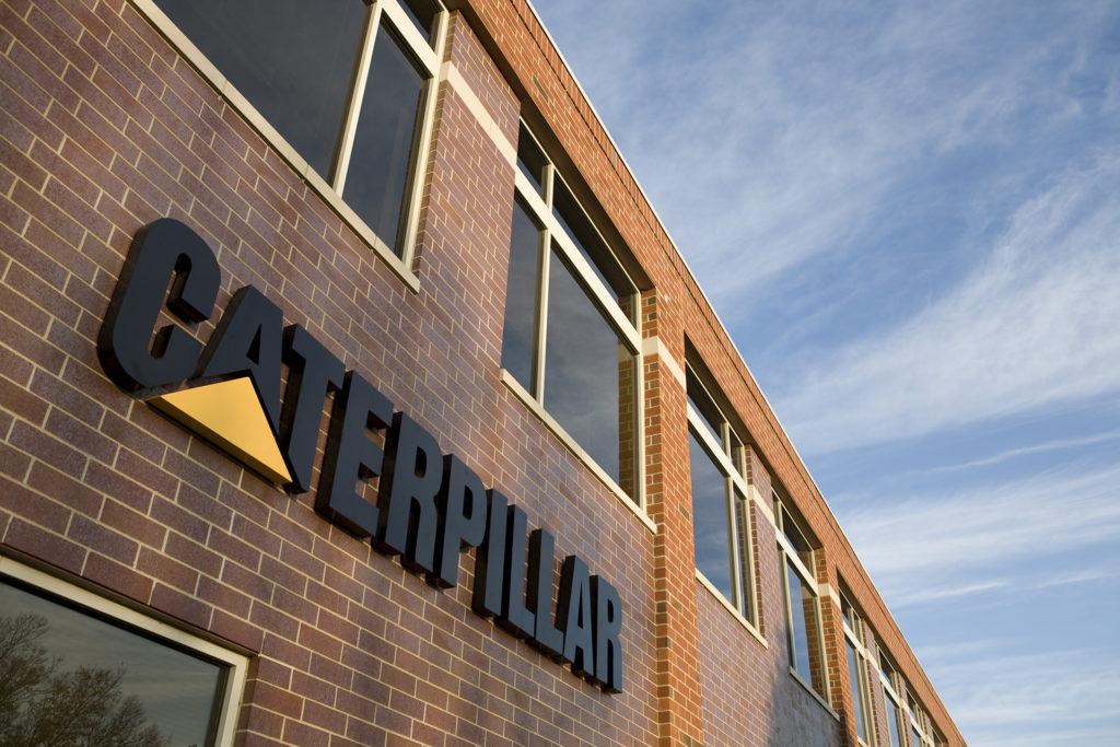 TOP 10 Companies Millennials Want to work for - Caterpillar