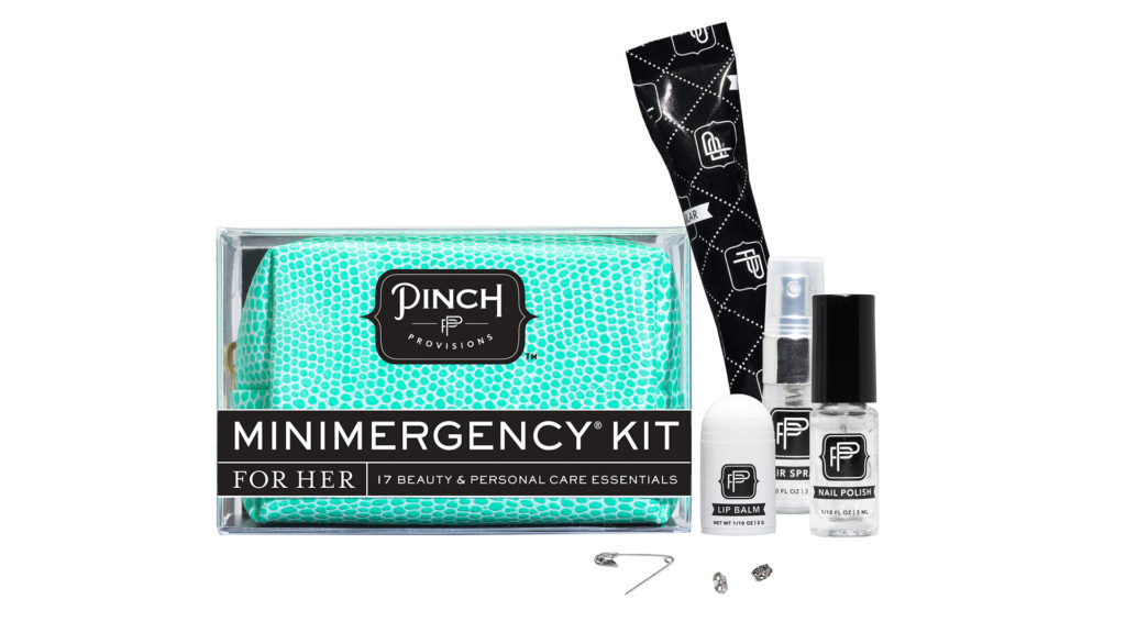 Tiffany's Tips • Glamping - Minimergency kit
