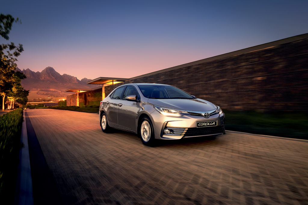 The best and worst cars for part prices in South Africa • Toyota Corolla