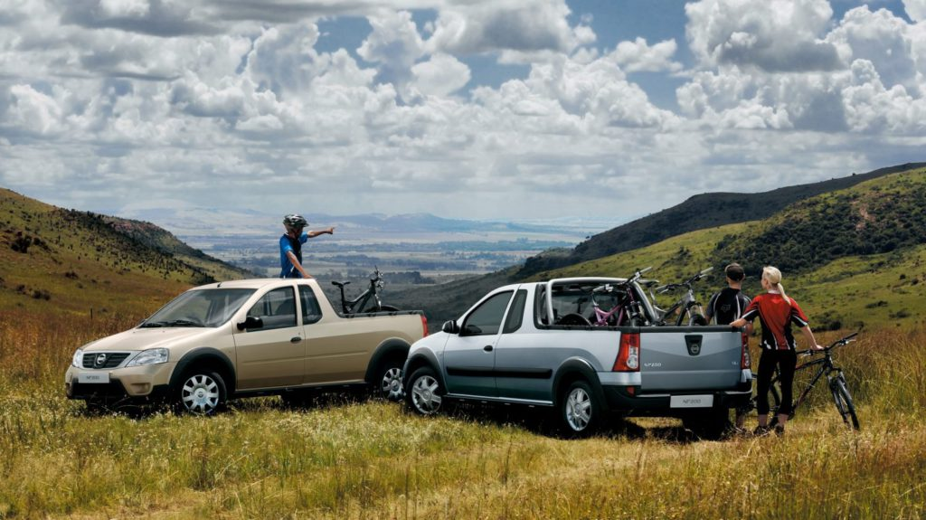 The best and worst cars for part prices in South Africa • Nissan NP200