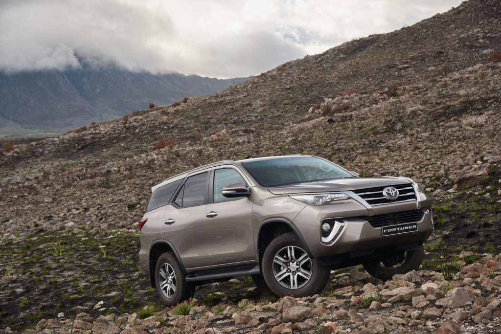 The best and worst cars for part prices in South Africa • Toyota Fortuner
