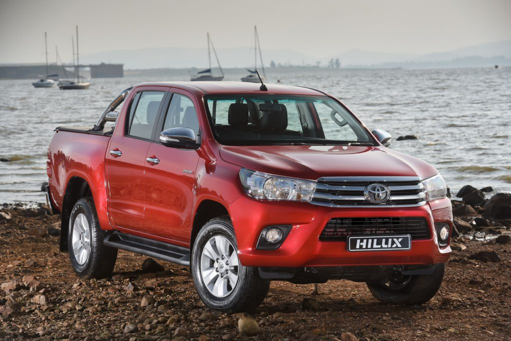 The best and worst cars for part prices in South Africa • Toyota Hi-Lux