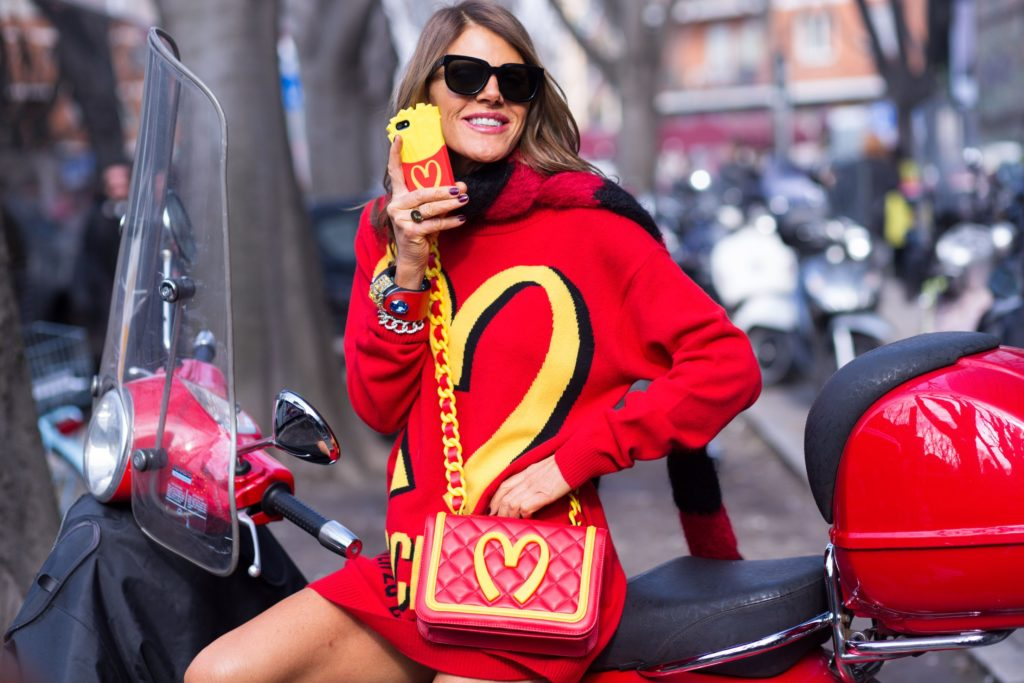 Our Favourite Stylish People to follow on Instagram right now • Anna Dello Russo