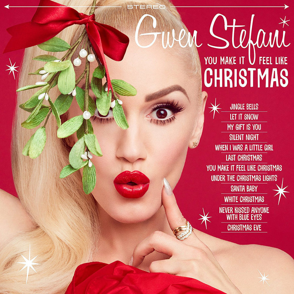 Music by Magpie • My favourite Christmas Albums GWEN STEFANI