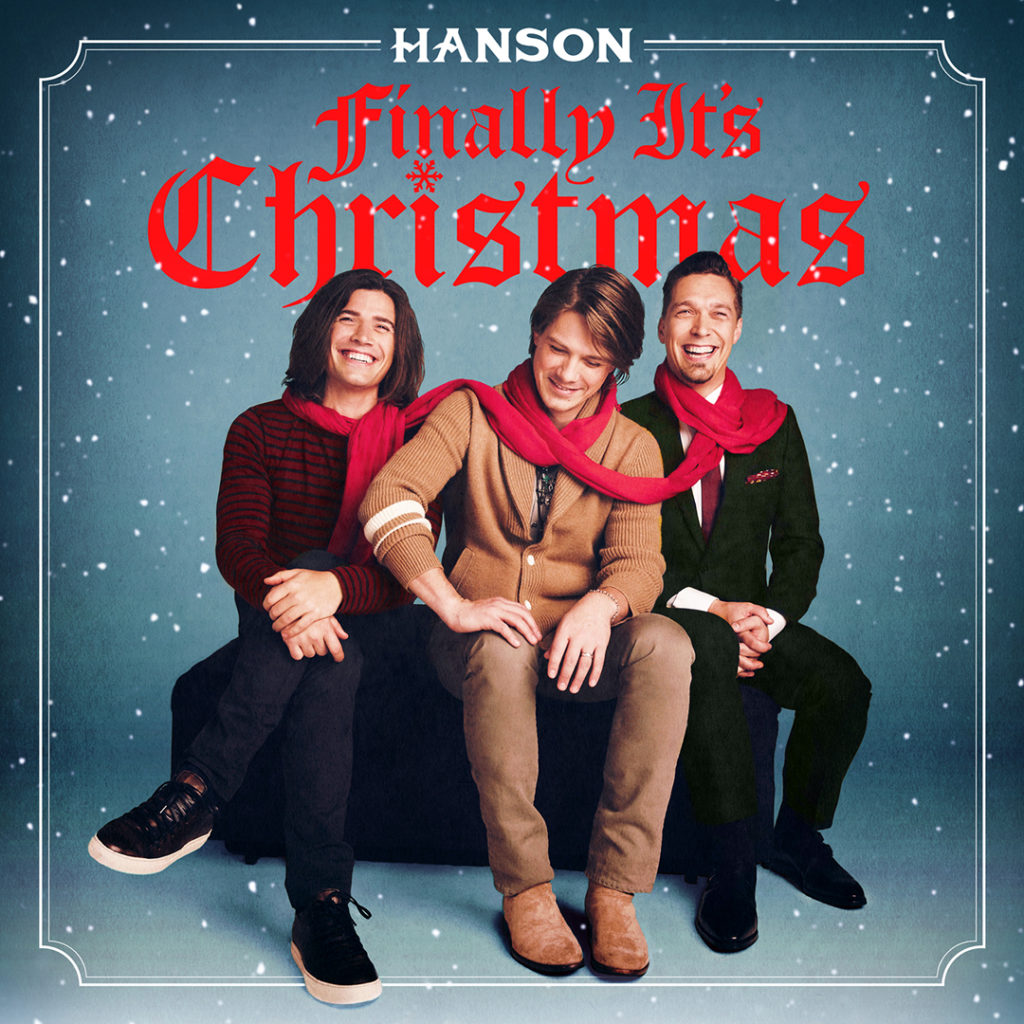 Music by Magpie • My favourite Christmas Albums HANSON
