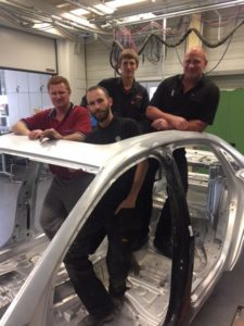 Aluminium Training Neckarsulm Germany