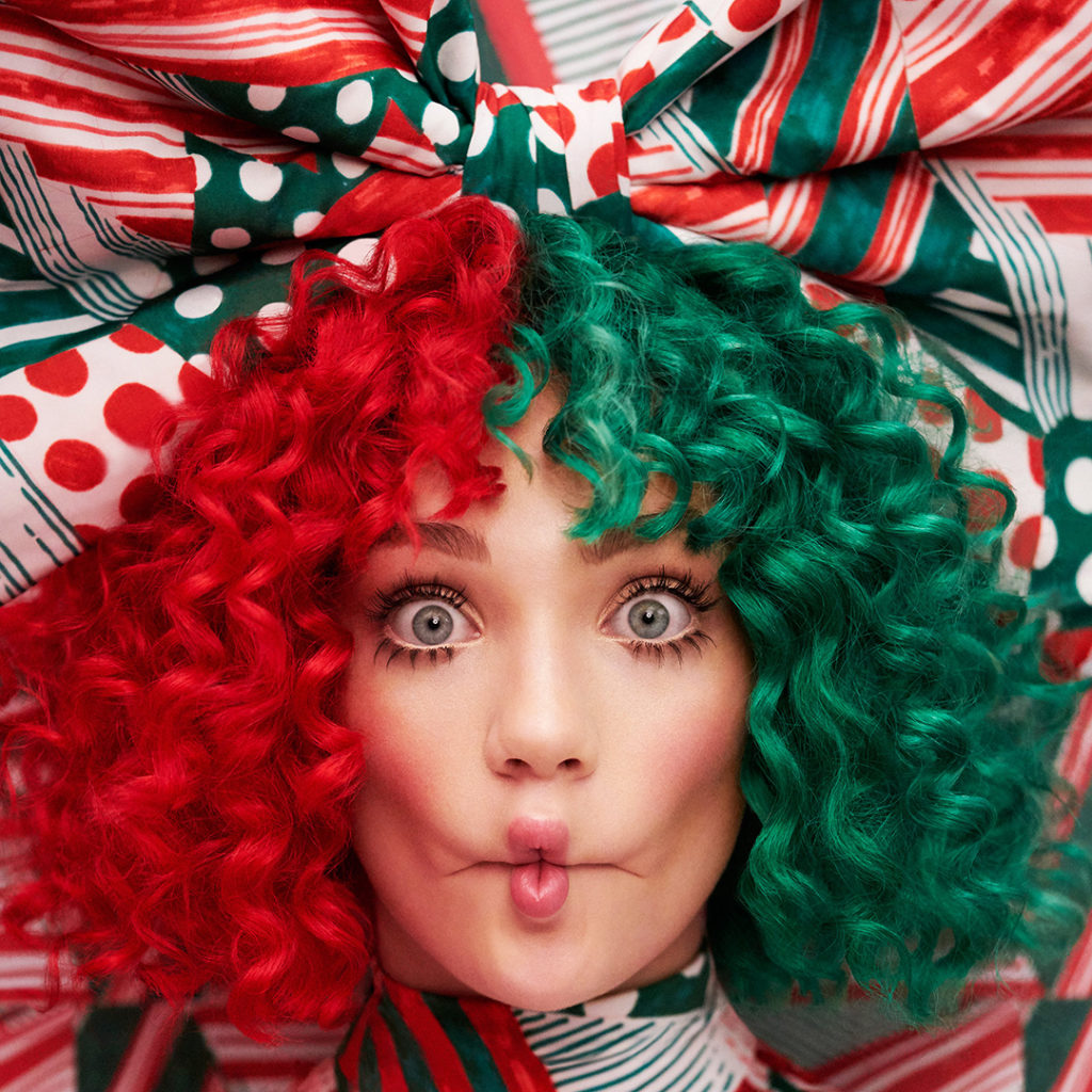 Music by Magpie • My favourite Christmas Albums Sia