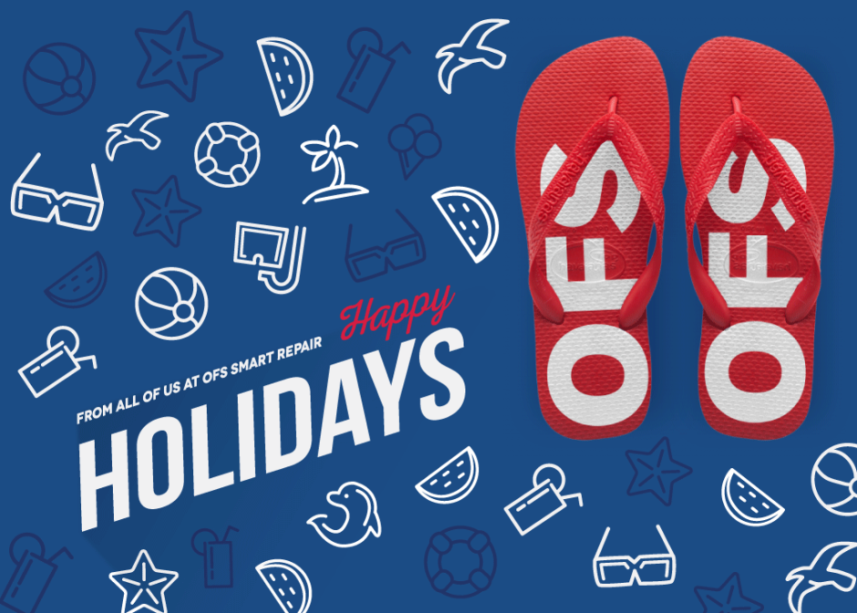 OFS Smart Repair • Happy Holidays