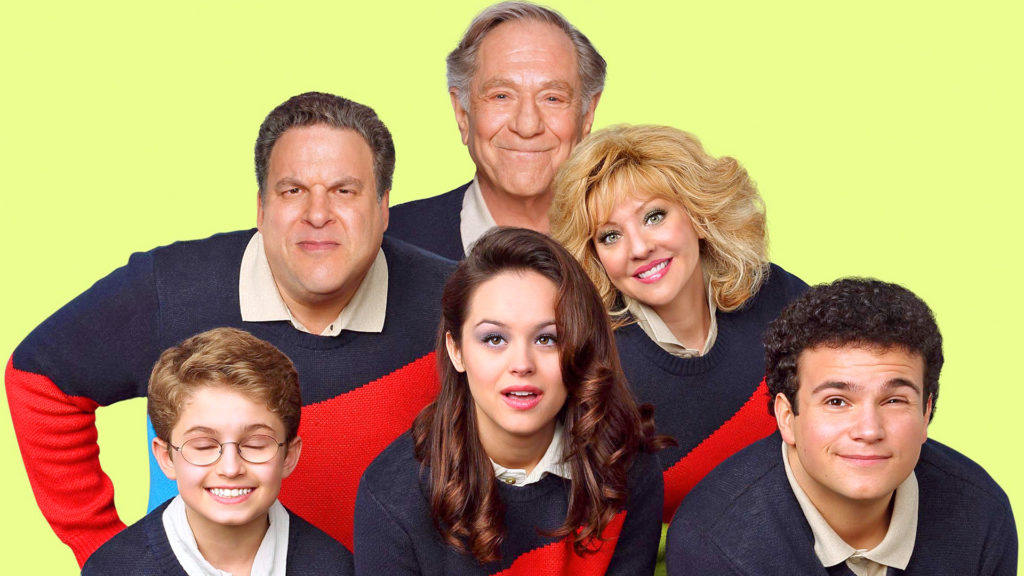 The Goldbergs • TV Shows we'll be watching in 2018