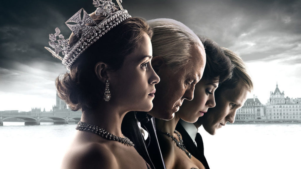 The Crown • TV Shows we'll be watching in 2018