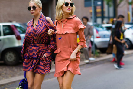 The 5 Biggest Fashion Trends for 2018, According to Pinterest