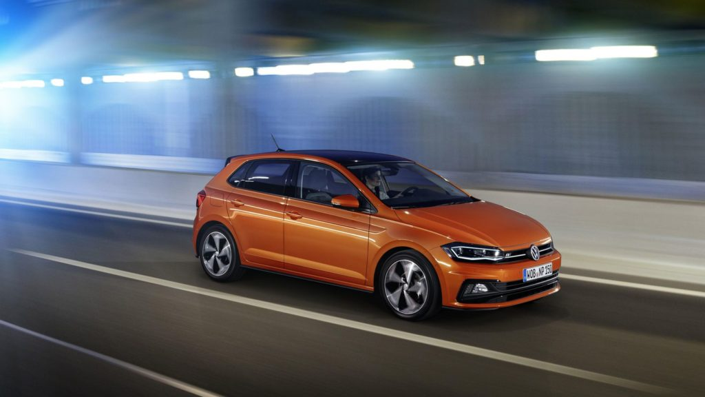 Volkswagen Polo • 8 of the most anticipated cars coming to South Africa in 2018