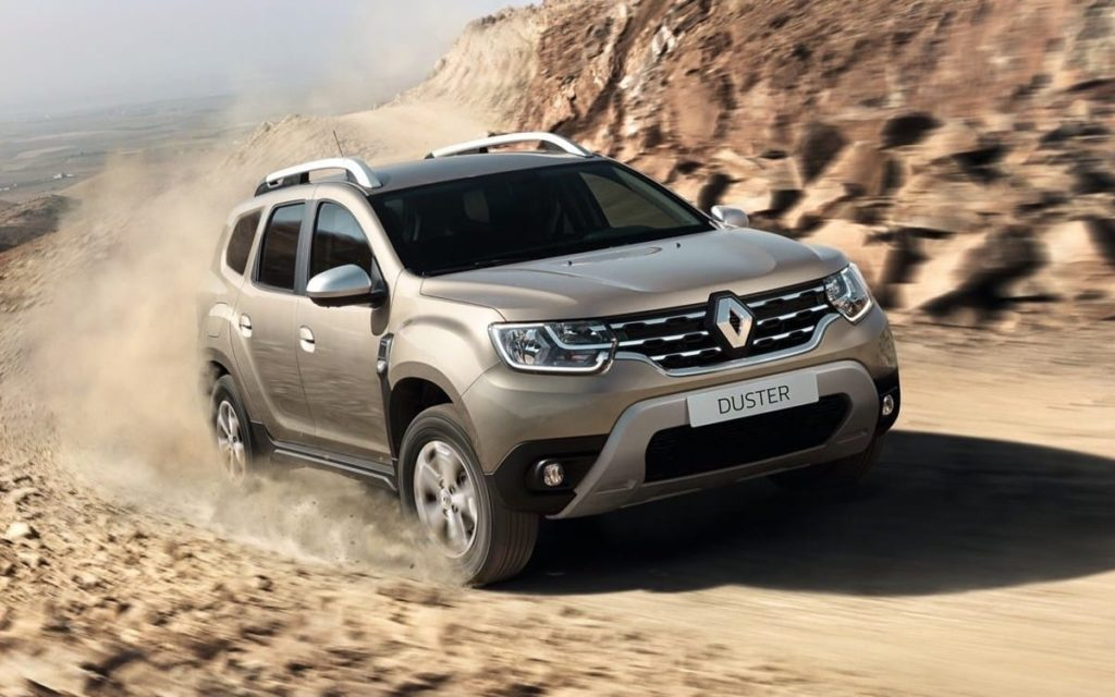 Renault Duster • 8 of the most anticipated cars coming to South Africa in 2018