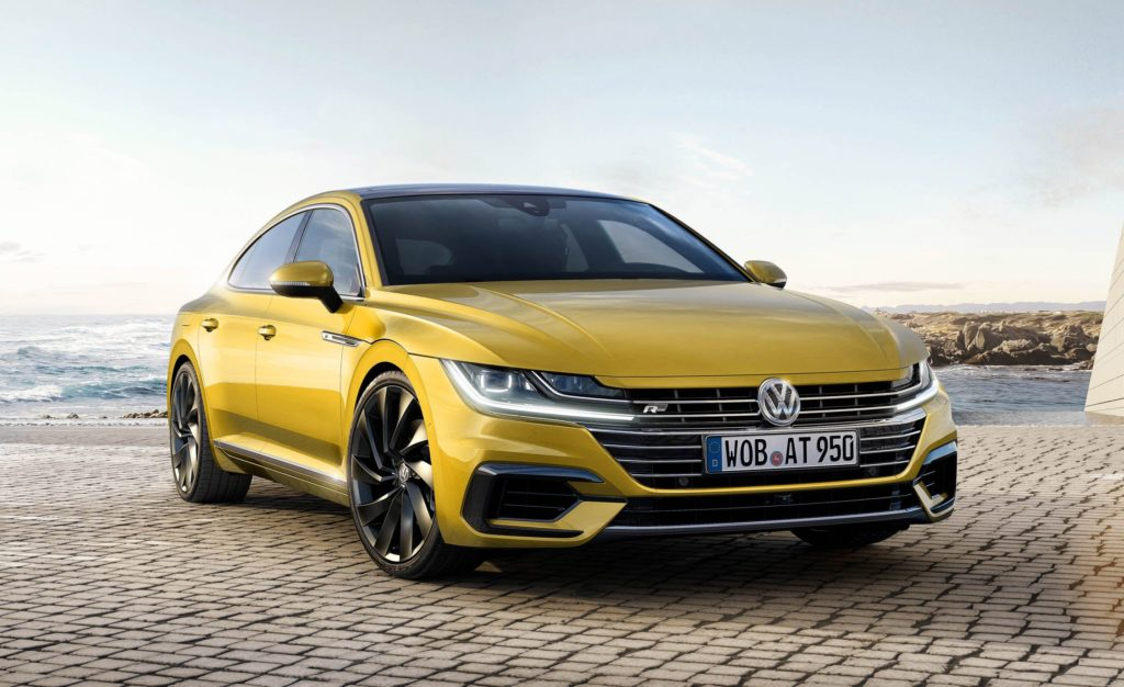 Volkswagen Arteon • 8 of the most anticipated cars coming to South Africa in 2018
