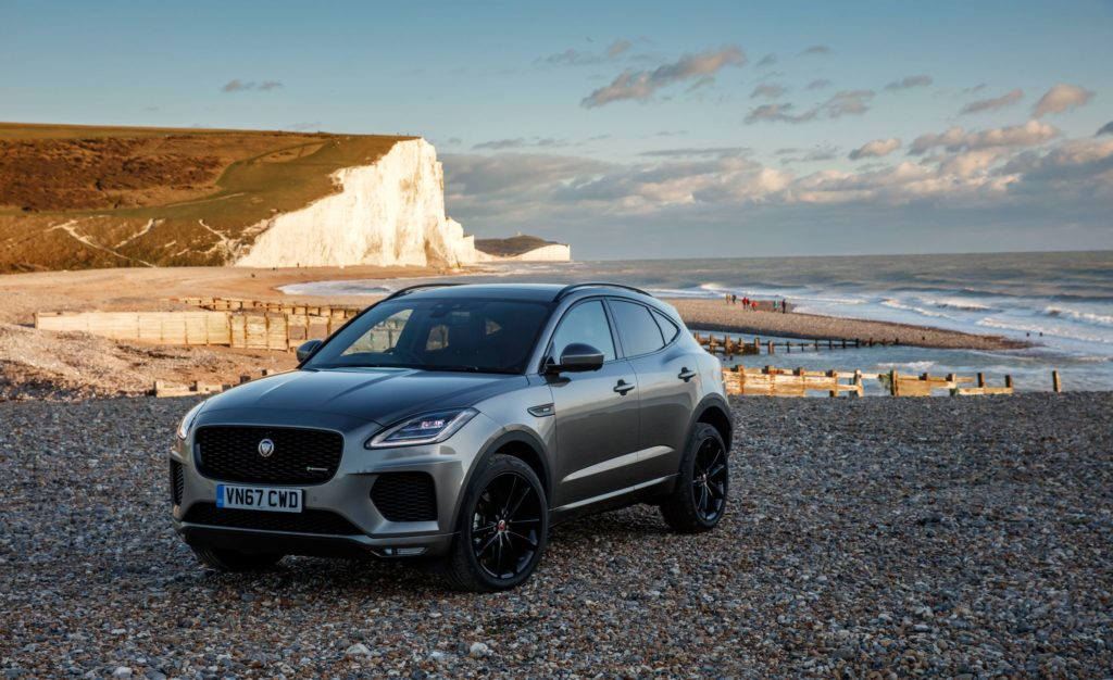 Jaguar E-pace • 8 of the most anticipated cars coming to South Africa in 2018
