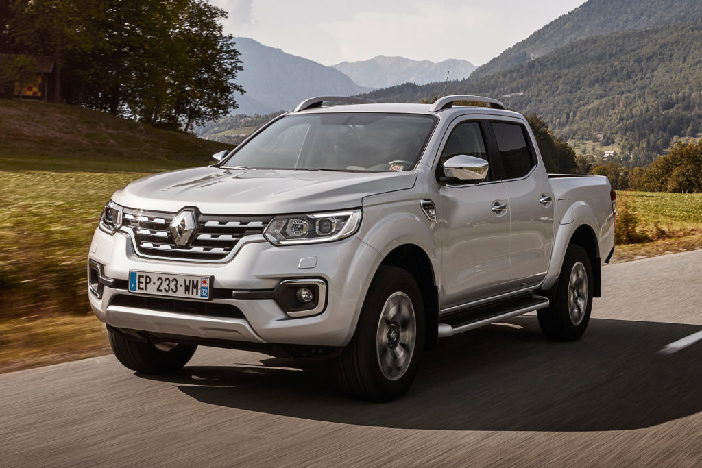 Renault Alaskan • 8 of the most anticipated cars coming to South Africa in 2018