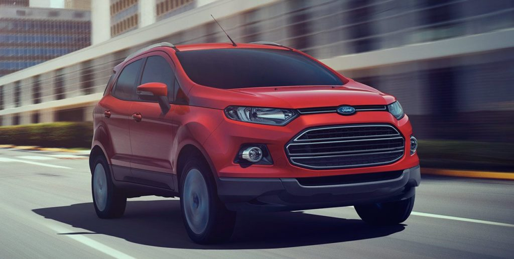 Ford Ecosport • 8 of the most anticipated cars coming to South Africa in 2018