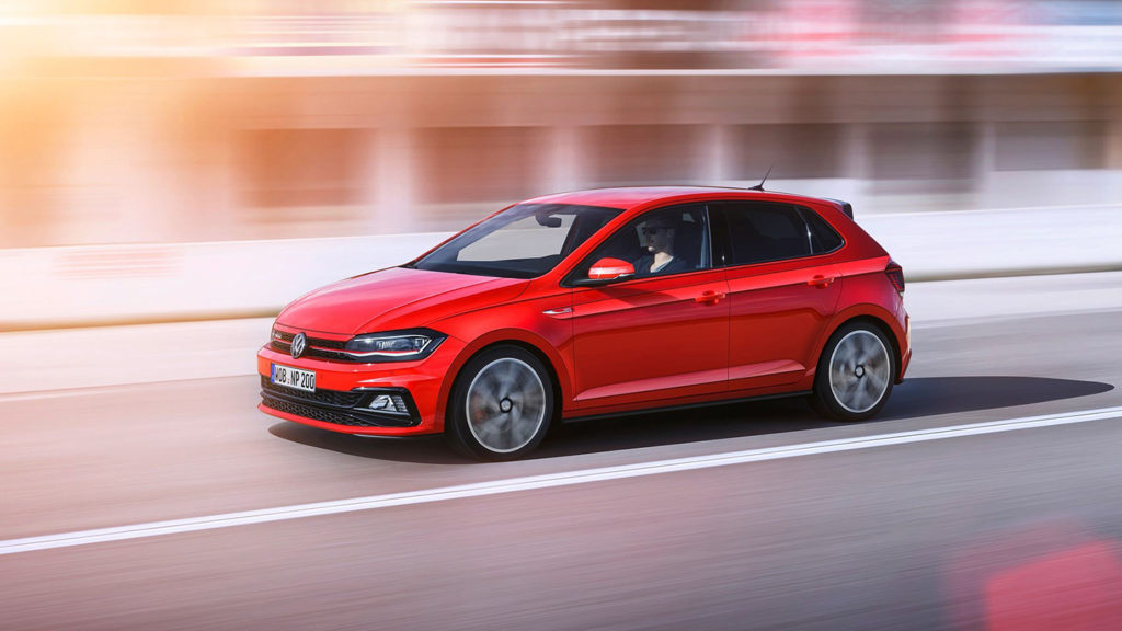 The 5 most popular car brands in South Africa right now • VW Polo