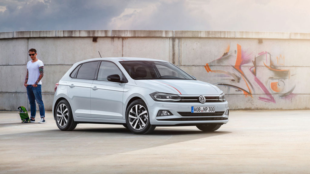 The 5 most popular car brands in South Africa right now • VW Polo 2018