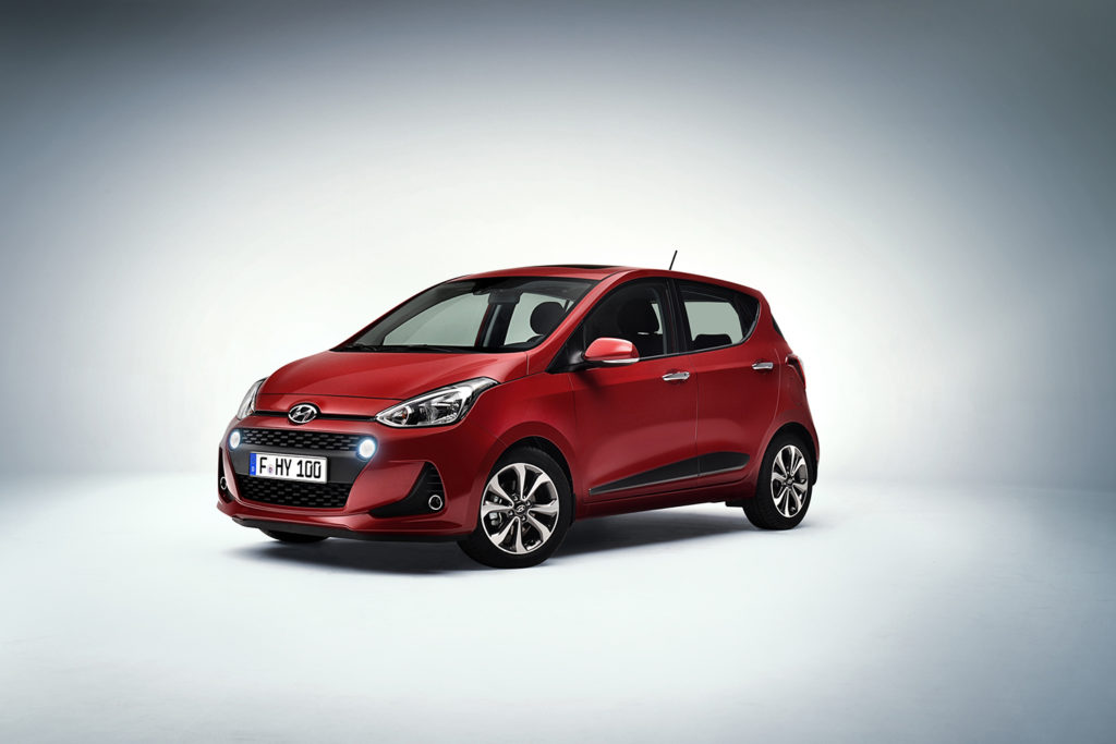 The 5 most popular car brands in South Africa right now • Hyundai I10 2018